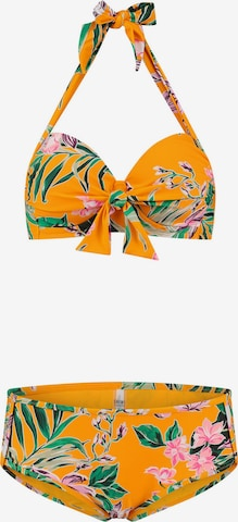 Bikini 'Waikiki' Shiwi en orange