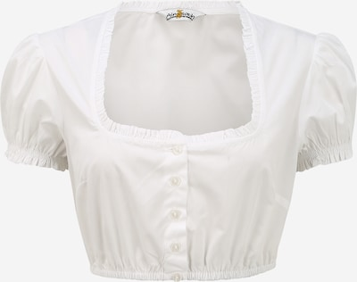 ALMSACH Rahvuslik pluus valge, Tootevaade