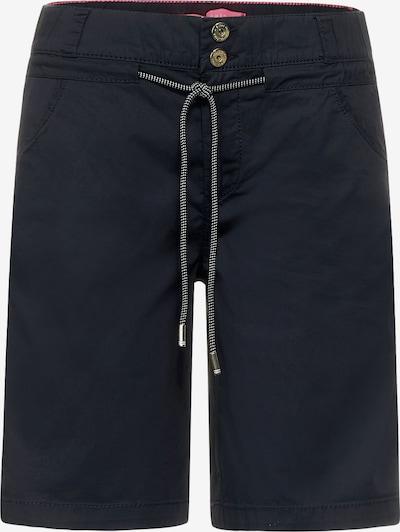 STREET ONE Pantalon en bleu foncé, Vue avec produit