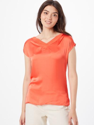 Bluză COMMA pe portocaliu, Vizualizare model