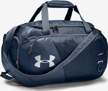 UNDER ARMOUR Sports Bag 'Undeniable 4.0' in Blue