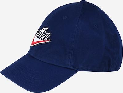 Șapcă 'FUTURA HERITAGE' Nike Sportswear pe navy / roșu / alb, Vizualizare produs