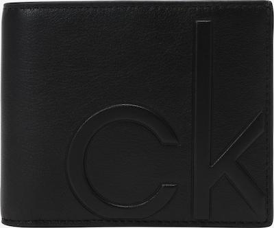 Calvin Klein Porte-monnaies en noir, Vue avec produit