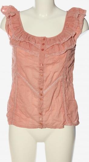 NAF NAF ärmellose Bluse in S in pink, Produktansicht