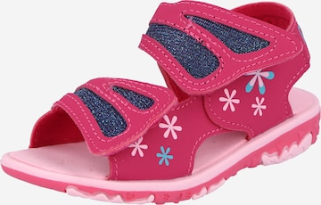 KAPPA Sandale 'VLINDER' in Pink