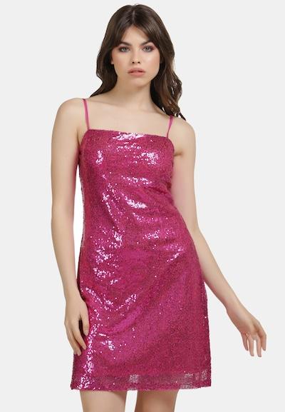 myMo at night Paillettenkleid in pink, Modelansicht