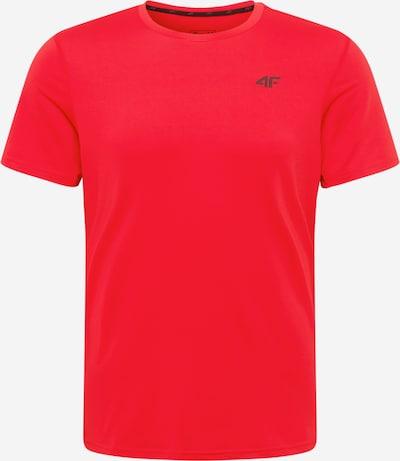 4F Sportshirt in rot, Produktansicht