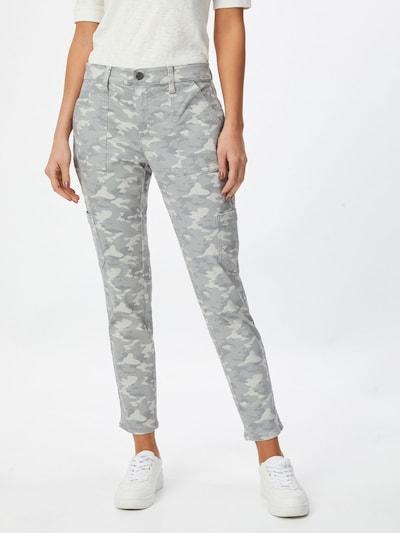 Pantaloni chino 'SLOAN UTILITY' Banana Republic di colore grigio, Visualizzazione modelli