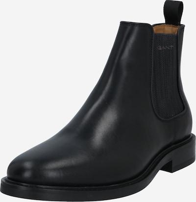 GANT Chelsea Boots 'St Akron' en noir, Vue avec produit