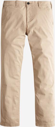 HOLLISTER Pantalon chino en beige, Vue avec produit