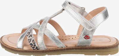 MEXX Sandals in Silver, Item view