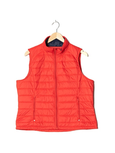 Lauren Ralph Lauren Vest in XL in Red, Item view