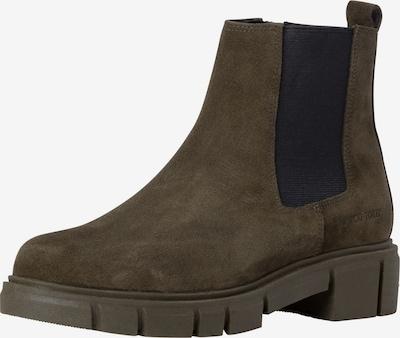 MARCO TOZZI Chelsea Boots in nachtblau / khaki, Produktansicht