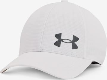 UNDER ARMOUR Kappe in Weiß