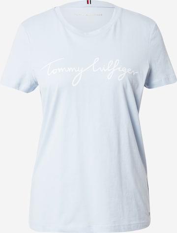 TOMMY HILFIGER Särk, värv sinine