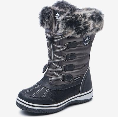 Mols Boots 'RABON' in de kleur Grijs, Productweergave