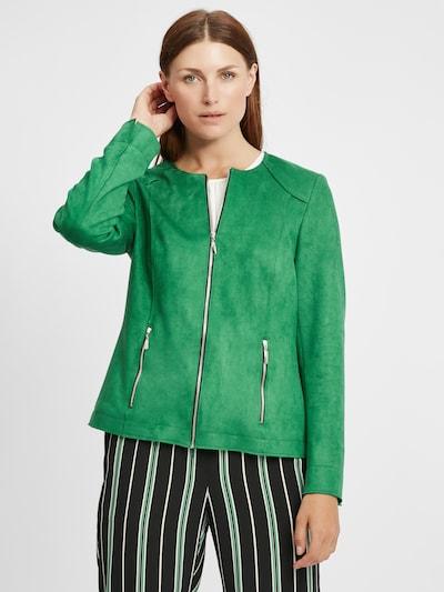 Vogelsang Blazer in grasgrün, Modelansicht