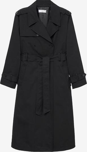 MANGO Mantel 'Angela-i' in schwarz, Produktansicht