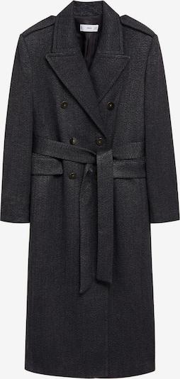 MANGO Prechodný kabát - sivá melírovaná, Produkt