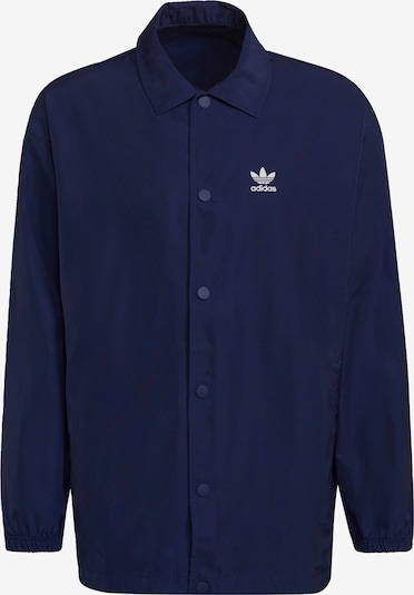 ADIDAS ORIGINALS Jacke in blau, Produktansicht