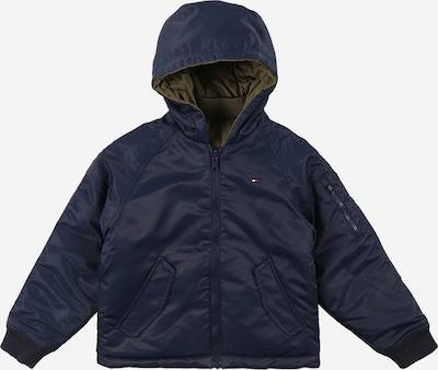 TOMMY HILFIGER Jacke in dunkelblau / khaki, Produktansicht