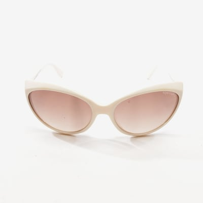 Tom Ford Sonnenbrille in One Size in creme, Produktansicht
