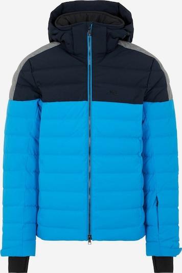J.Lindeberg Outdoorjas in de kleur Blauw, Productweergave
