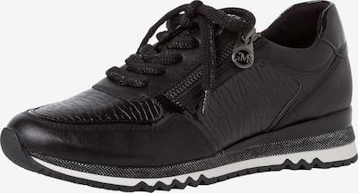 MARCO TOZZI by GUIDO MARIA KRETSCHMER Låg sneaker i svart, Produktvy