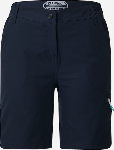 KILLTEC Udendørs bukser 'Trin' i navy, Produktvisning
