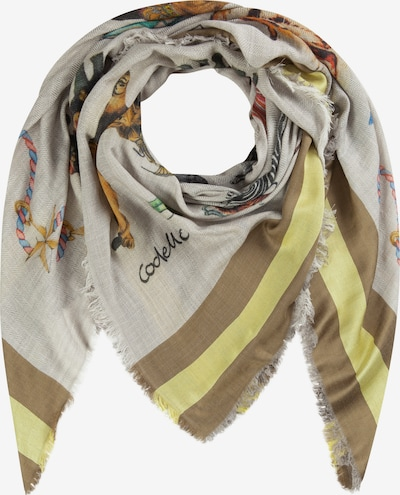 CODELLO Wrap in Beige / Yellow / Olive / Mixed colors, Item view