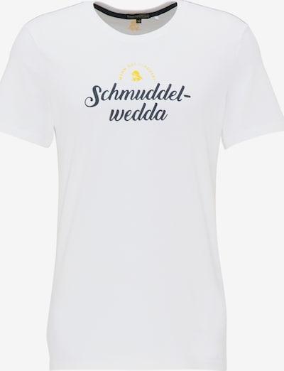 Schmuddelwedda Shirt in de kleur Wit, Productweergave
