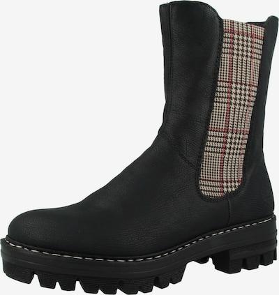 RIEKER Chelsea Boots in mischfarben / schwarz, Produktansicht