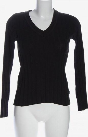 BOYSEN'S V-Ausschnitt-Pullover in XXS in schwarz, Produktansicht