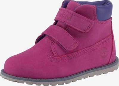 TIMBERLAND Stiefel in nachtblau / dunkelpink, Produktansicht