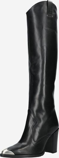 Cizme 'New Americana' BRONX pe negru / argintiu, Vizualizare produs