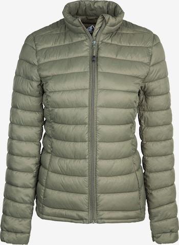 Whistler Between-Season Jacket 'Tepic W Pro-lite' in Green