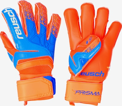 REUSCH Handschuh in blau / orange, Produktansicht