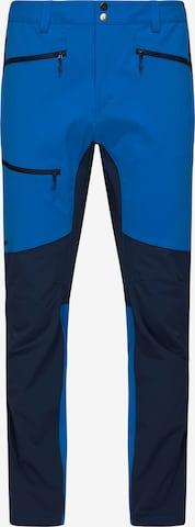 Haglöfs Outdoorhose 'Rugged Flex' in Blau