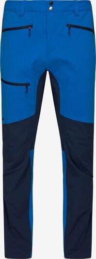 Haglöfs Outdoorhose 'Rugged Flex' in navy / royalblau, Produktansicht