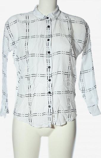House Langarmhemd in S in schwarz / weiß, Produktansicht