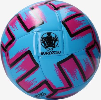 ADIDAS PERFORMANCE Ball in blau / magenta / schwarz, Produktansicht