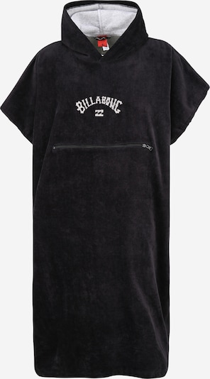 BILLABONG Sport-Bademantel in schwarz, Produktansicht