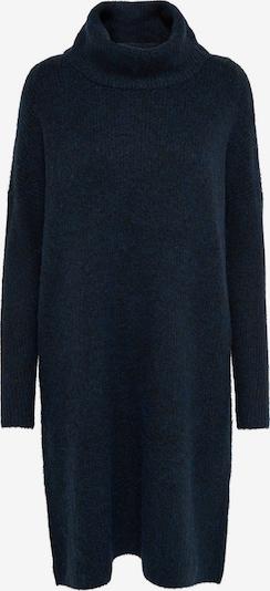 ONLY Robes en maille en bleu nuit, Vue avec produit