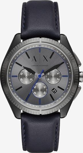 ARMANI EXCHANGE Uhr in blau / grau, Produktansicht