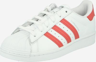 Sneaker low 'Superstar' ADIDAS ORIGINALS pe auriu / pepene / alb, Vizualizare produs