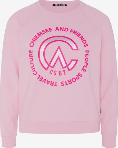 CHIEMSEE Sportovní mikina 'Yutmara' - pink, Produkt