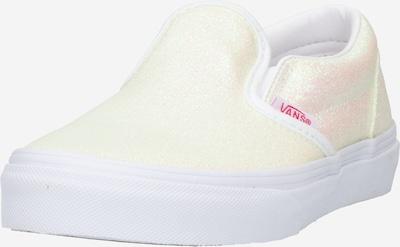 Sneaker VANS pe galben pastel / roz, Vizualizare produs