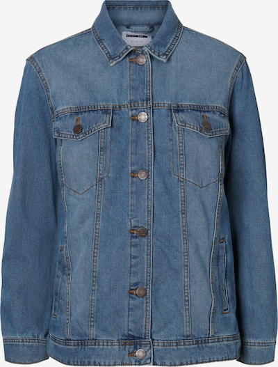 Noisy may Jeansjacke in blue denim, Produktansicht