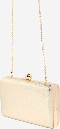 Dorothy Perkins Tasche 'Gold Box' in gold, Produktansicht