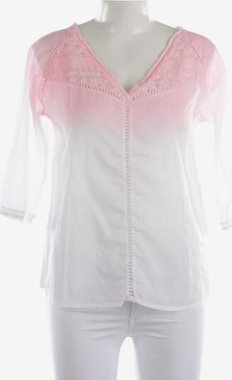 MAISON SCOTCH Bluse  in XS in pink / weiß, Produktansicht